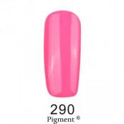 Гель-лак Фокс 290 яркий розово-малиновый (F.O.X Pigment) 6 мл