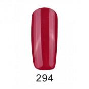 Гель-лак Фокс 294 насыщенный бордо (F.O.X Pigment) 6 мл