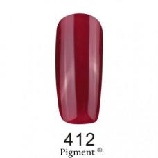 Гель-лак Фокс 412 6 мл из основной коллекции F.O.X Pigment