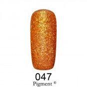 Гель-лак Фокс 047 Скифское золото (F.O.X Pigment) 6 мл