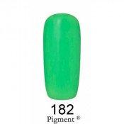Гель-лак Фокс 182 лаймовый пирог (F.O.X Pigment) 6 мл