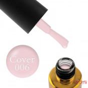 Камуфляжная база F.O.X Cover Base 006 12 мл нежно-розовая