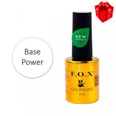 База F.O.X Power Base для гель лака 12 мл