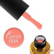 Камуфляжная база F.O.X Cover Base 008 12 мл тёпло-розовая
