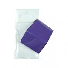 Фиолетовая матовая фольга для литья на ногтях Enjoy