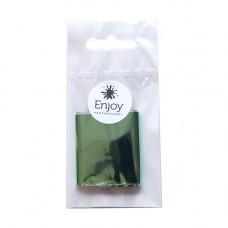 Оливковая фольга для литья на ногтях Enjoy