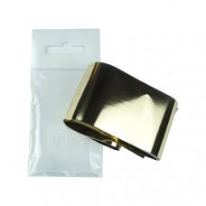 Фольга для литья на ногтях Enjoy лимонное золото