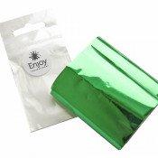 Фольга для литья зелёная Enjoy