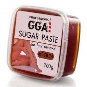 Паста для шугаринга GGA Professional 700 мл Medium