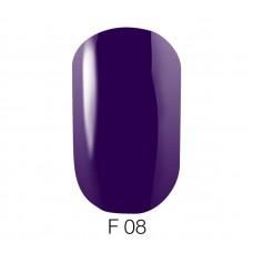 Гель-лак GO Fluo 08 5,8 мл фиолетово-синий флуоресцентный