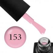 Гель-лак GO 153 5,8 мл розовый крем