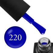 Гель-лак GO 220 5,8 мл синий