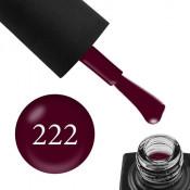 Гель-лак GO 222 5,8 мл виноградно-вишневый