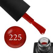 Гель-лак GO 225 5,8 мл кирпично-красный