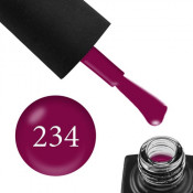 Гель-лак GO 234 5,8 мл розовый рубин