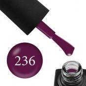Гель-лак GO 236 5,8 мл бордово-винный
