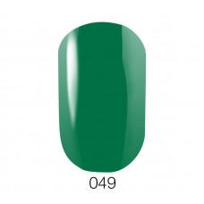 Гель-лак GO 049 5,8 мл холодный зеленый, эмалевый