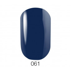 Гель-лак GO 061 5,8 мл синий, эмалевый