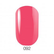 Гель-лак GO 092 5,8 мл розовый коралл