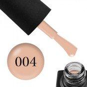 Гель-лак GO 004 5,8 мл нежно-розовый полупрозрачный перламутровый