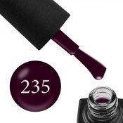 Гель-лак GO 235 5,8 мл фиолетово-баклажанный