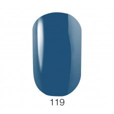 Гель-лак GO 119 5,8 мл лазурный