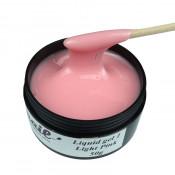 Жидкий гель без опила №1 Light Pink 15 грамм