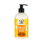 Крем для рук Go Active Citrus Fresh - освежающий 350 ml