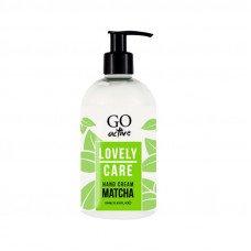 Крем для рук Go Active Lovely Care Matcha 350 ml