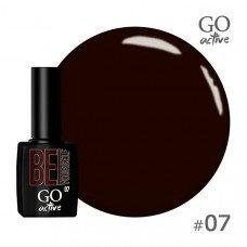 Гель-лак Go Active 007 Шоколад 10 мл