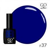 Гель-лак Go Active 037 Синий 10 мл