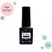 Топ без липкого слоя Kira Nails no wipe top 6 мл