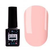 Цветная база Kira Nails Color base 002 6 мл - зефирно-розовый