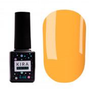 Цветная база Kira Nails Color base 005 6 мл - мандариновый
