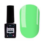 Цветная база Kira Nails Color base 006 6 мл - лаймовый