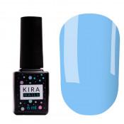 Цветная база Kira Nails Color base 007 6 мл - лазурный