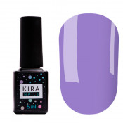 Цветная база Kira Nails Color base 010 6 мл - лилово-голубой
