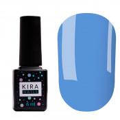 Цветная база Kira Nails Color base 011 6 мл - светло-синий