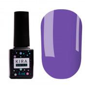 Цветная база Kira Nails Color base 012 6 мл - васильковый