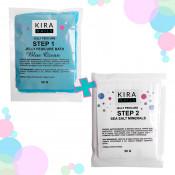 Желе для педикюра Kira Nails Jelly Pedicure Blue Ocean 50 g