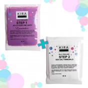 Желе для педикюра Kira Nails Jelly Pedicure Lavender 50 g