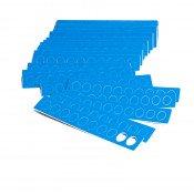 Набор сменных абразивов Kira Nails для пластикового пушера 120 грит 50 шт.