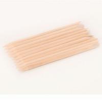 Апельсиновые деревянные палочки для маникюра 15см Kodi 10 шт.