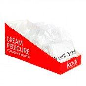 Набор коллагеновых носочков для педикюра Kodi с эмульсией 10 шт.