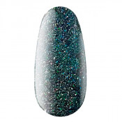 Светоотражающий гель-лак Kodi Diamond sky 013 с голубыми и серебристыми мерцающими частицами 7 мл