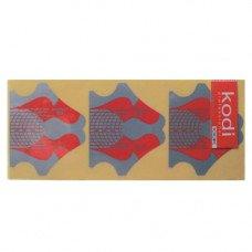 Формы Kodi красные универсальные 100 шт.