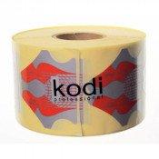 Формы Kodi красные универсальные 1000 шт.