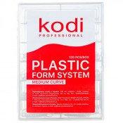 Верхние формы для полигеля Kodi Medium Curve 120 шт.