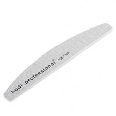 Пилочка для ногтей Kodi Half Grey 180/100