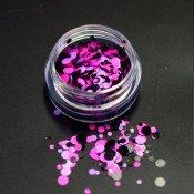 Камифубуки розово-черные микс 01